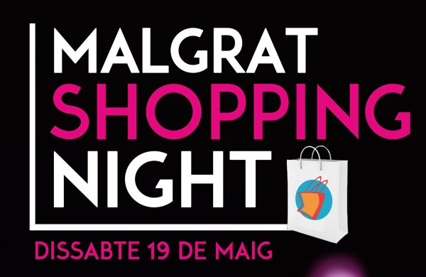 shopping night malgrat de mar