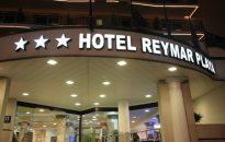 hotel reymar playa EntradaHotel